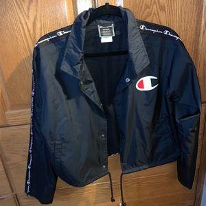 Windbreaker like Champion jacket